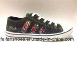 De klassieke Schoenen van het Canvas van de Vrije tijd van de Schoenen van het Canvas van de Injectie van Mensen (FFDL170109-01)