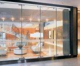 De hoge Deur van het Glas van Frameless van het Eind bi-Vouwende (bha-DBF19)