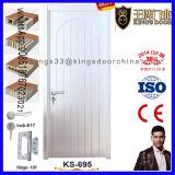 Дверь древесины спальни европейского типа нутряная