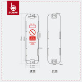 Бирка Micro проводки ABS Bd-P32 материальная