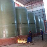 El tanque de la fermentación o de la elaboración de la cerveza de la fibra de vidrio para la salsa o el vinagre de soja