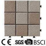 Плитка настила 30*30 Removeable керамическая блокируя с основанием PE