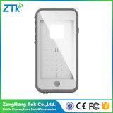 5.5inch impermeabilizan la caja del teléfono de Lifeproof para el gris más del iPhone 6