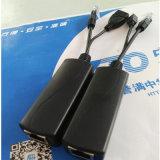 Mini potência do divisor do ponto de entrada do USB para o router e a câmera portáteis