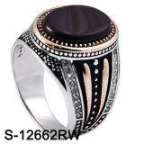 Hoog Zilver 925 van de Ring van de Juwelen van het Eindproduct Imitatie