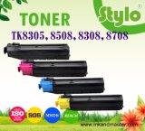 Toner van de Laserprinter Poeder Tk8305 Tk8306 Tk8307 Tk8308 Tk8309 Tk8508 Tk8708 voor Gebruik in Kyocera Taskalfa 3050ci 3550ci