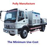 Diesel-LKW eingehangene konkrete Zulaufpumpe für Verkauf
