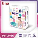 Los pañales disponibles del bebé de los pañales de papel venden al por mayor