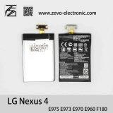 Batterie Li-ion initiale 100% de téléphone mobile neuf pour la connexion 4 Occam Bl-T5 de l'atterrisseur E975 E973 E970 E960 F180