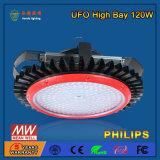 Carcaça elevada por atacado da luz do louro do diodo emissor de luz 120W