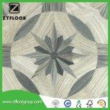 V importierte Nut HDF AC4 Papierholz-Laminat-Bodenbelag