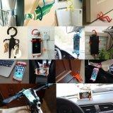 Sostenedor perezoso del soporte del teléfono celular del silicón para todo el Smartphone