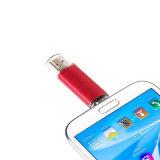 2 negli azionamenti Android del 1 di Smartphone del USB 2.0 del USB dell'azionamento di memoria pollice del bastone