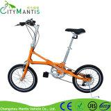 Faltendes Aluminiumfahrrad - 7 Geschwindigkeits-Shimano gefaltetes Fahrrad