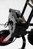 農業を貯蔵する園芸アーキテクチャのための縦のフォールドパレットプラットホーム電気駆動機構のカートの電気トロリー