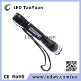 Linterna ULTRAVIOLETA 365nm 3W del LED