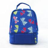 Mädchen Schmetterling Transfer Druck Lunch Box