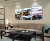Het UV Afgedrukte Olieverfschilderij van de Berg voor de Decoratie van het Huis en het Moderne Olieverfschilderij van de Decoratie