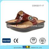 Оптовые новые ботинки женщин клин сандалий конструкции способа