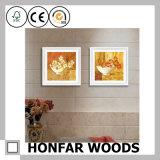 De moderne Houten Omlijsting van de Decoratie van de Muur met Ce- Certificaat