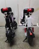 Mini bici piegante elettrica con 36V