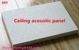 El panel acústico insonoro del panel de techo del panel de pared de la decoración