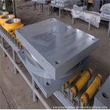 Isoladores sísmicos para a construção de edifício (LRB)