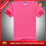 Camiseta barata de la elección del precio de la venta a granel para promocional