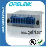 Gpon 원거리 통신 1X8 카세트 PLC 쪼개는 도구