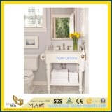 Home, Hotel를 위한 베이지색 Marble Bathroom Vanity Tops