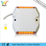Road Safety Plastic Pathway Light LED Wired Road Stud