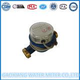 Messingkarosserien-einzelnes Strahlen-Impuls-Wasser-Messinstrument vom Hersteller