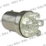 Lámpara del coche del LED/luz de freno auto de la cola de la luz/del coche del LED 6LED (1156 1157)