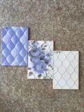 Blumen-Mosaik-rustikales Badezimmer-keramische Wand-Fliese des Tintenstrahl-3D wasserdichtes