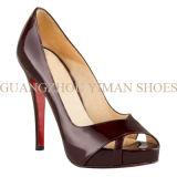 Chaussures de robe de femmes (YMD002021-02)