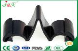 Guarnizione di gomma dell'espulsione del PVC di Nr del silicone/sigillo alla porta