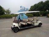 Автомобиль гольфа пассажиров батареи 8