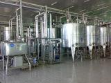 استكمال خط إنتاج المياه المعدنية