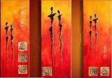 Peinture à l'huile abstraite - 0106