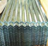 Heiß-Eingetauchtes galvanisiertes gewölbtes Dach-Blatt für Dächer