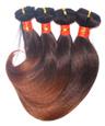 Tessuto dei capelli umani di 100% (FJS-11)