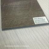 Plancher commercial de PVC de matériau de construction de calme