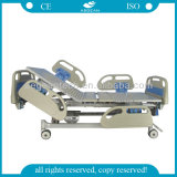 AG-BMS001c ABS Head&Footboard manuelles medizinisches Bett