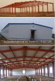 Staal - frame Prefab/Modulair/prefabriceerde het Pakhuis van het Staal