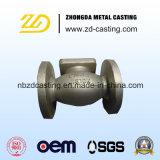 China personalizou a válvula da fundição Ss304 com serviço fazendo à máquina