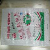 곡물을%s 중국 제조자 25kg PP 플라스틱에 의하여 길쌈되는 부대
