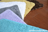 Moquette Tufted decorativa/stuoia/coperte del poliestere molto molle ed assorbente di Microfiber
