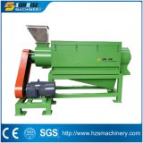 High Pressure Water를 가진 자동적인 Bottle Label Separator Machine