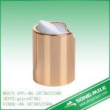 24/415 Glanzende Gouden Metaal Geschilde Schijf GLB voor Shampoo