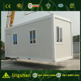 Flat unito Pack Container House per Living